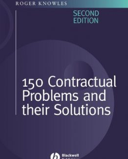 150 Contractual Problems and Their Solutions 2nd Edition