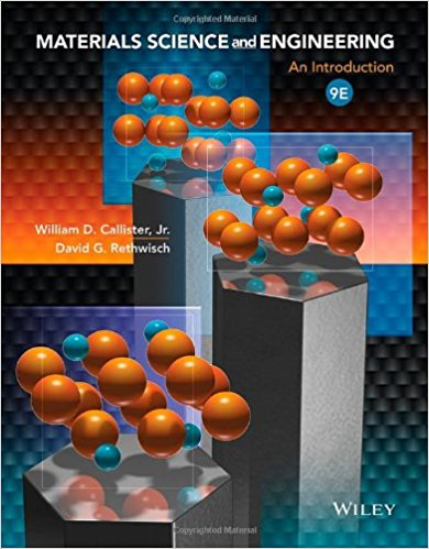 Materials Science and Engineering 9th Edition