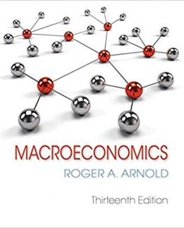 Macroeconomics 13th Edition