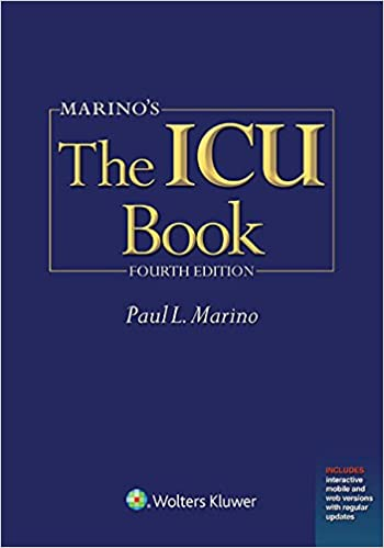 Marino's The ICU Book 4th Edition