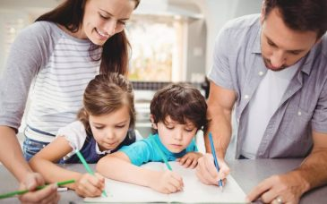 These Are The Days Of Home-School Partnerships